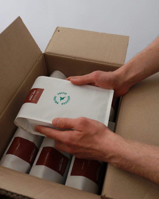 Kolibri coffee subscription